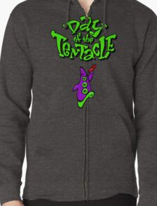 Maniac Mansion - Day of the Tentacle Zipped Hoodie