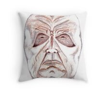 Davros Throw Pillow