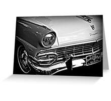 Automotive Extravaganza ~ Part Three Greeting Card