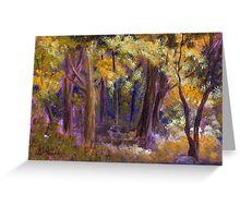 Killynether Abstract Greeting Card