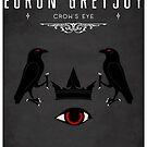 Euron Greyjoy Personal Sigil by liquidsouldes