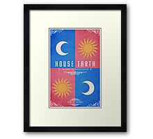 House Tarth Framed Print