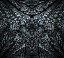 Grey Elliptic Storm  by Beatriz  Cruz
