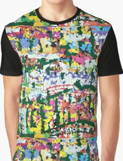 Happy Mondays - Thrills Pills n' Bellyaches Rocketted Graphic T-Shirt