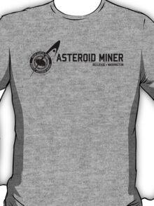 Asteroid Miner T-Shirt