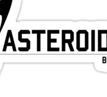 Asteroid Miner Sticker