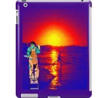 Paint me the sunset iPad Case/Skin