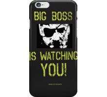B. B. is watching you! iPhone Case/Skin