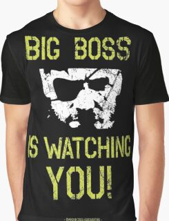 B. B. is watching you! Graphic T-Shirt