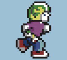 Commander Keen Pixel Style- Retro DOS game fan items! Kids Tee