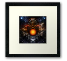 Dream Orb Framed Print