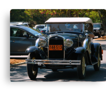 Going Back to the 1930's Canvas Print