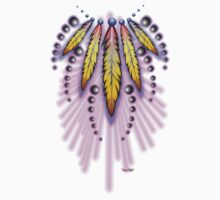 Feather Array Kids Clothes