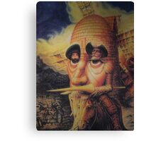 Surrealism III - Surrealismo Canvas Print