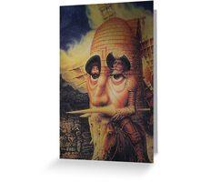 Surrealism III - Surrealismo Greeting Card