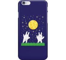Moon Bunnies iPhone Case/Skin