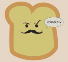 Bonjour French Toast Lover  by Christina Smith
