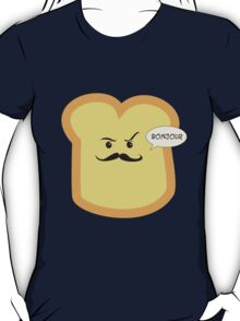 Bonjour French Toast Lover  T-Shirt