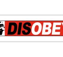 DISOBEY 2 Sticker