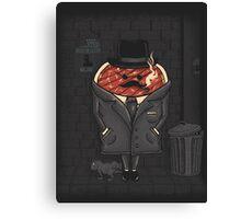 Steakout Canvas Print