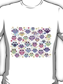 owls & blossoms T-Shirt