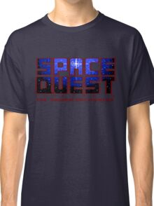 Space Quest Pixel Style - Retro DOS game fan items Classic T-Shirt