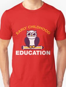 Early Childhood Education T-Shirt
