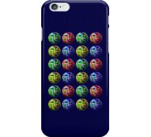 Round Plasma iPhone Case/Skin