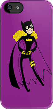 What time is it? Stephanie Brown time by geekdonnatroy