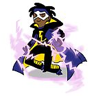 What time is it? Static Shock Time by geekdonnatroy