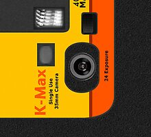 Disposable Camera - K-Max by Onny Carr