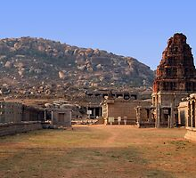 Achyutaraya Temple by SerenaB