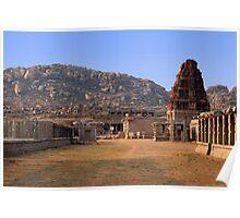 Achyutaraya Temple Poster