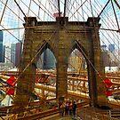 New York. Brooklyn Bridge by Igor Shrayer