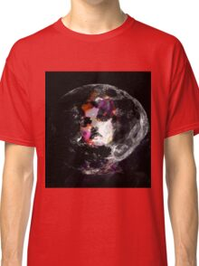 Astronaut Woman Raw Contemporary Art   Classic T-Shirt