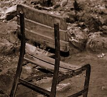 Chair, No Longer Wanted by Stan Owen