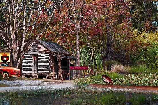 Parker, Florida by Mike Pesseackey (crimsontideguy)