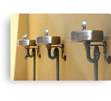 Not-so-red bubblers Metal Print