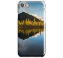 Vermillion Lakes iPhone Case/Skin