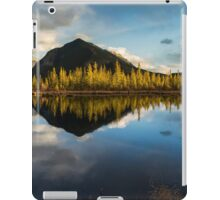 Vermillion Lakes iPad Case/Skin