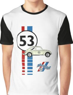 53 VW bug beetle bug Graphic T-Shirt
