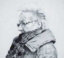 Portrait #9 by Roberto Pagani
