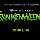 Frankenweenie by edwoodiscool