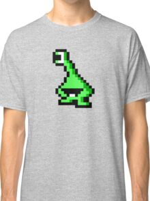 Commander Keen Spot Pixel Yorp Style- Retro DOS game fan items Classic T-Shirt