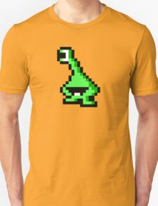 Commander Keen Spot Pixel Yorp Style- Retro DOS game fan items T-Shirt