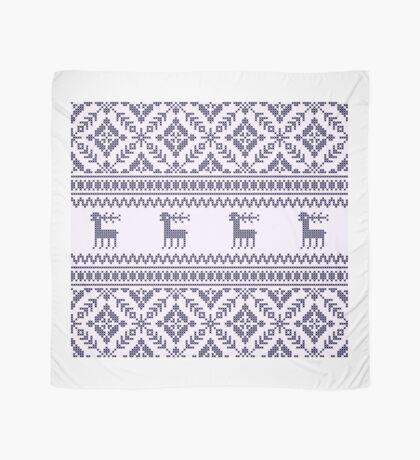 Knit pattern Scarf