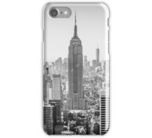 Empire State Building, New York City iPhone Case/Skin