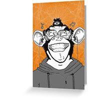 Hear No Evil Greeting Card