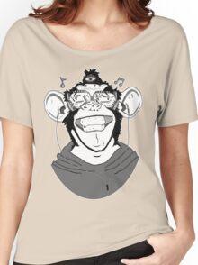 Hear No Evil Women's Relaxed Fit T-Shirt