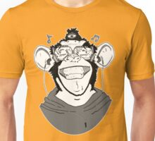 Hear No Evil Unisex T-Shirt